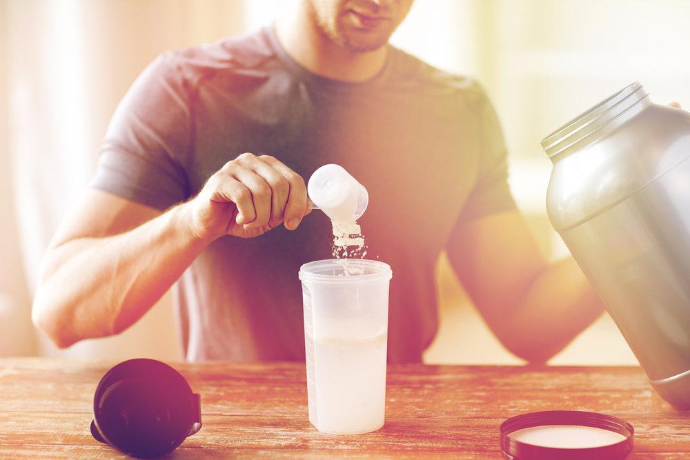 Дозировка протеина для набора мышечной массы