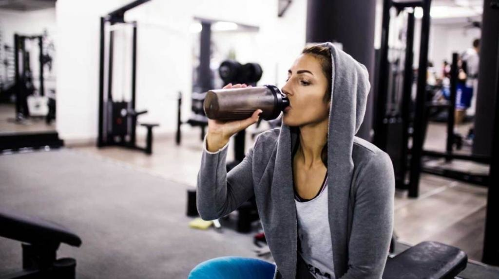 Курс протеина для набора мышечной массы