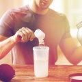 Как принимать протеин для набора мышечной массы: время приема, дозировка, продолжительность курса