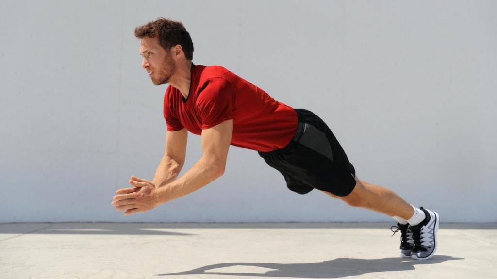 упражнения для похудения боков мужчинам