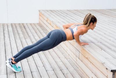 Упражнения на верхнюю часть тела для развития мышечной массы