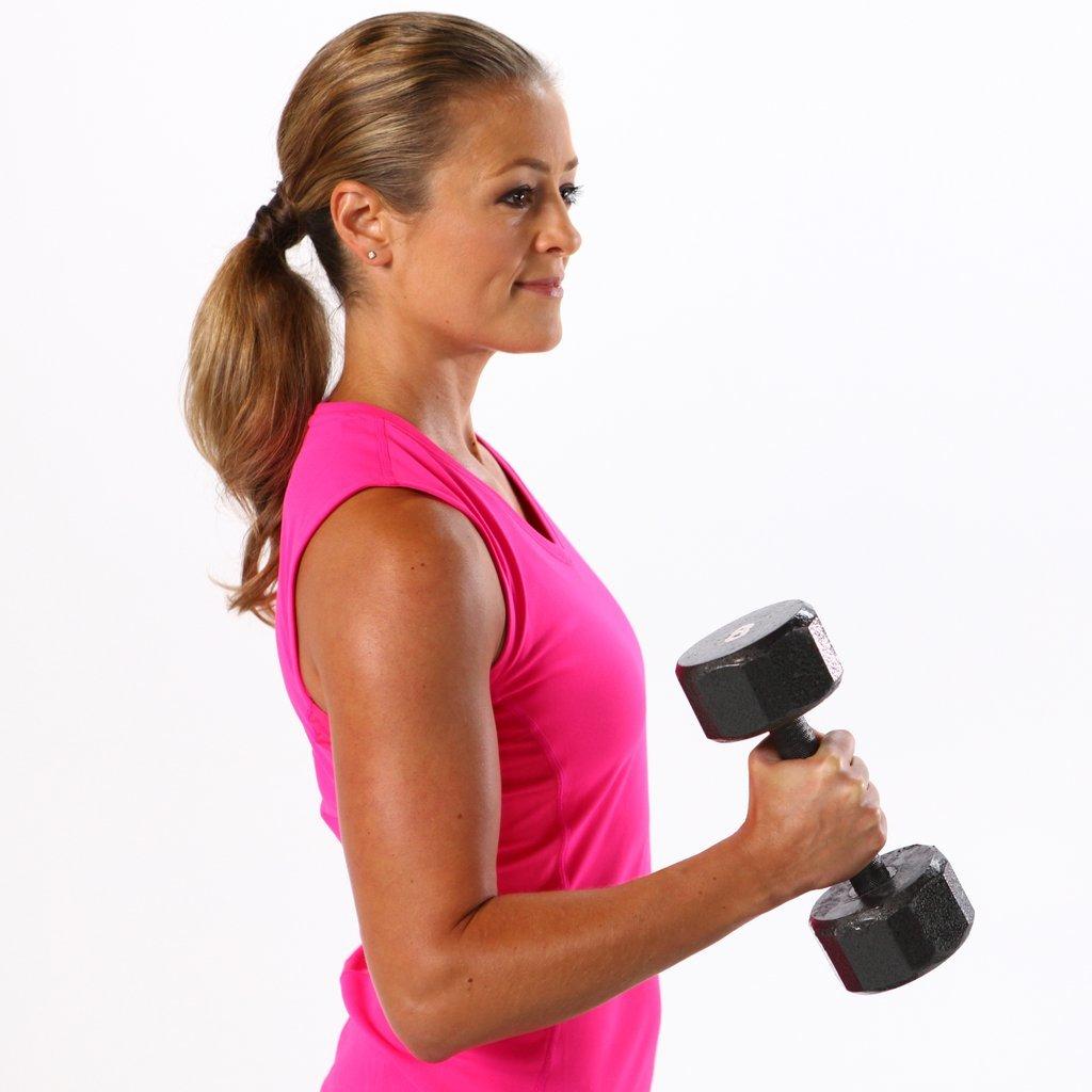 самостоятельная тренировка в тренажерном зале для женщин