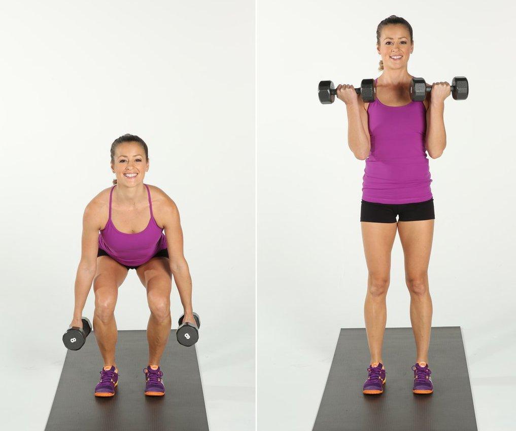 какие упражнения сжигают жир лучше всего