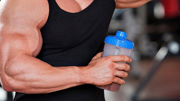 Медленный протеин для мышечной массы