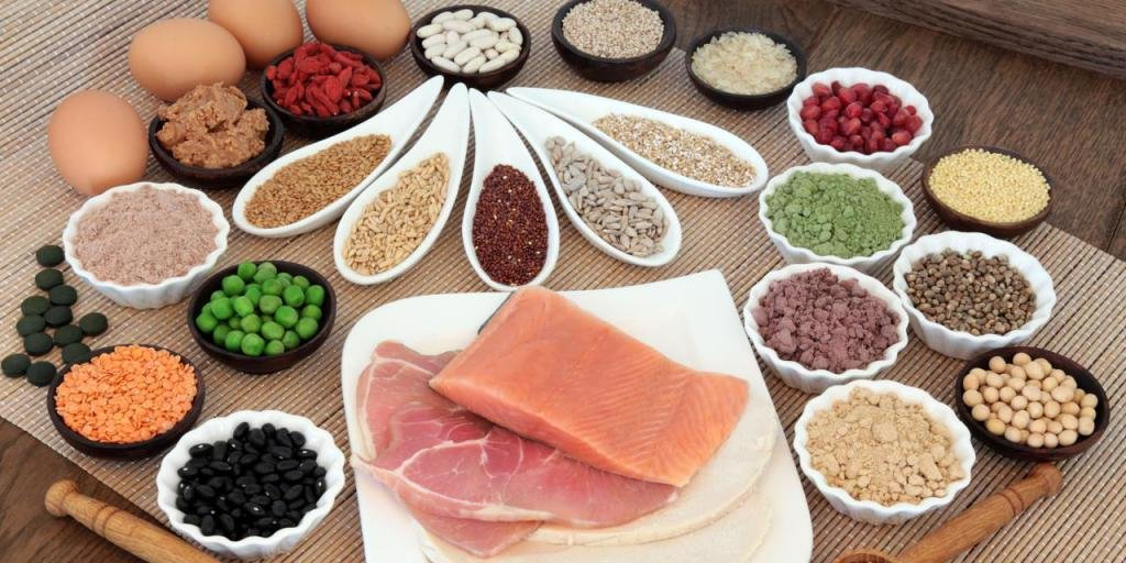 сколько в день можно есть белка