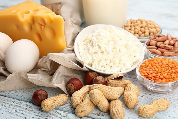 сколько в день нужно съедать белка