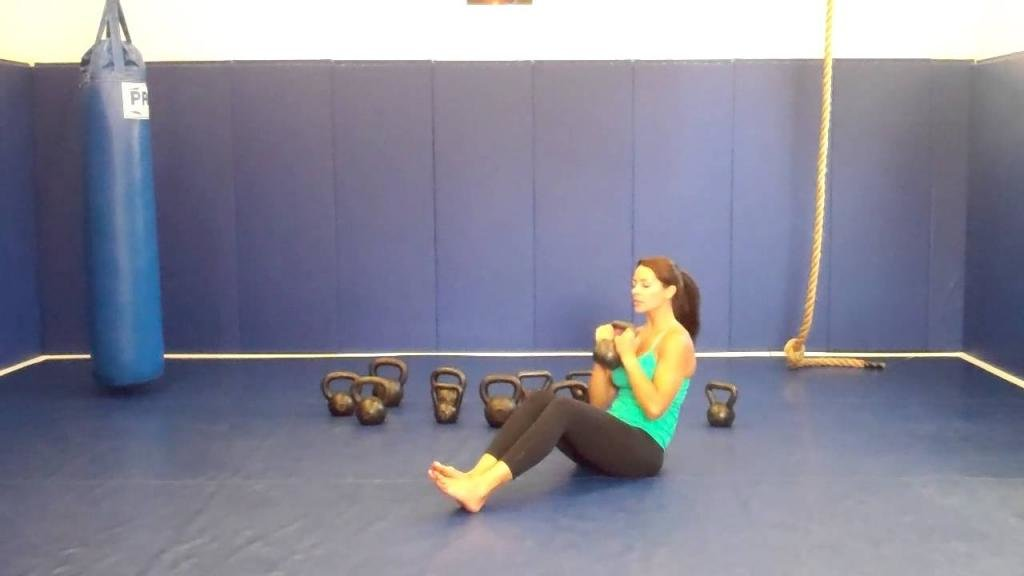 упражнение скручивание: фото
