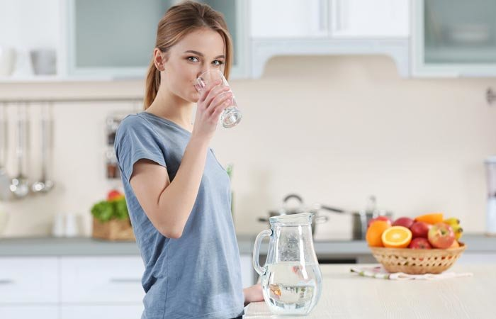 похудение для ленивых водная диета