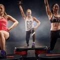 Степ-фитнес: базовое понятие, система тренировок, интенсивность занятий, необходимый спортинвентарь