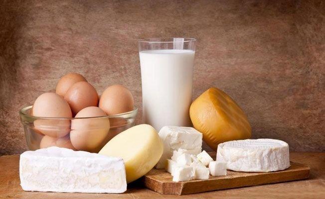 продукты с метионином