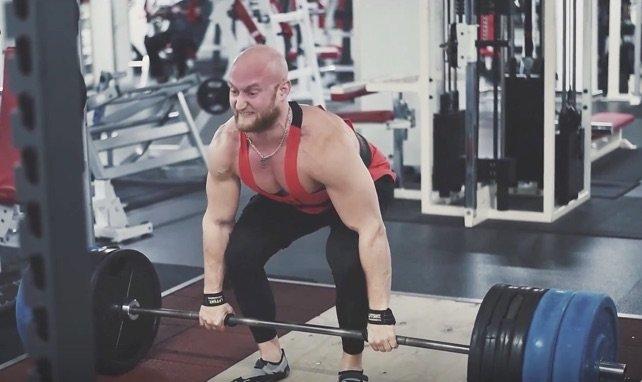 увеличение мышц