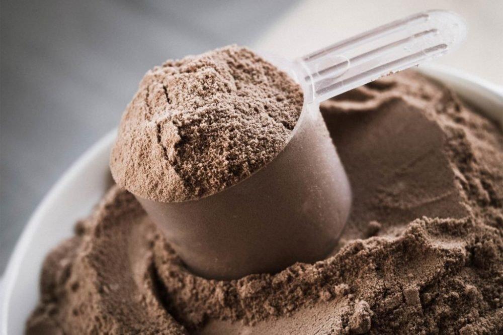 Шоколадный протеин