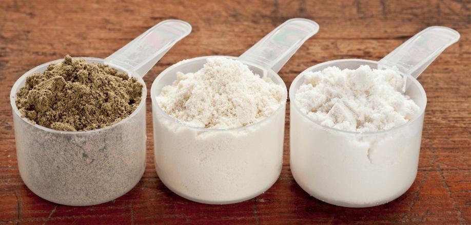 Выбор порошкового протеина