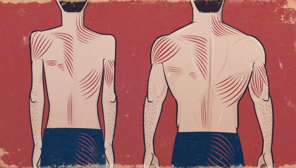 жим узким хватом лежа какие мышцы работают