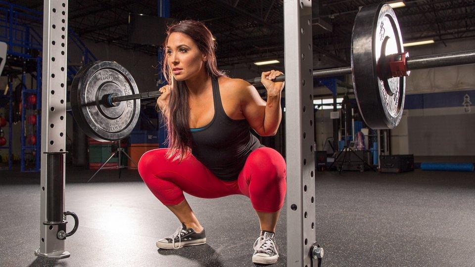 Тренировки для набора веса
