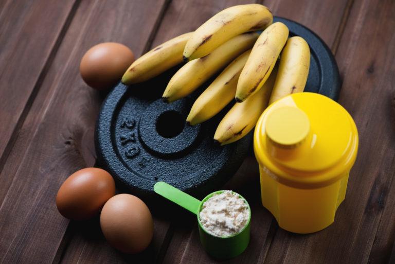 рецепты белковых смесей