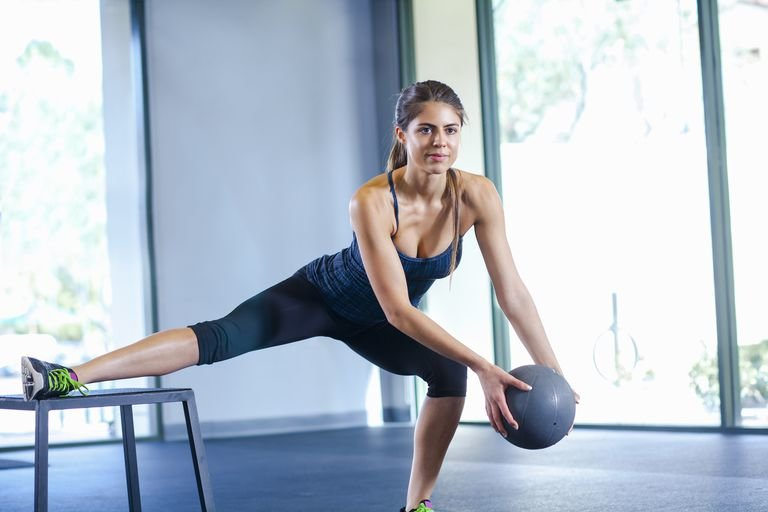 как прокачать мышцы ног в домашних условиях