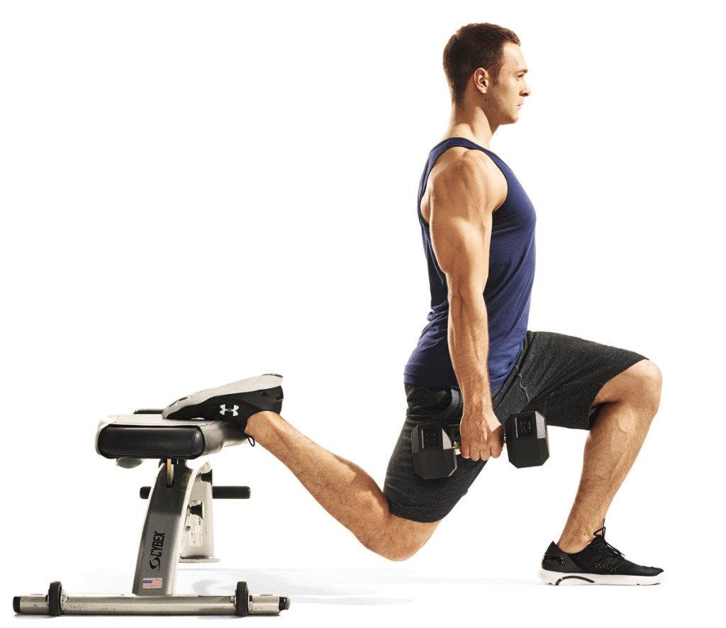 укрепление мышц ног в домашних условиях