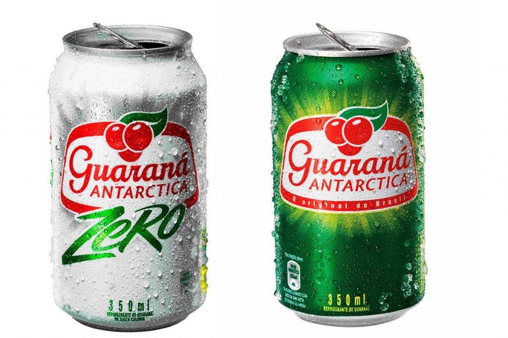 Энергетические напитки с гуарана