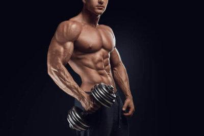 Упражнения в тренажерном зале на руки: техника выполнения