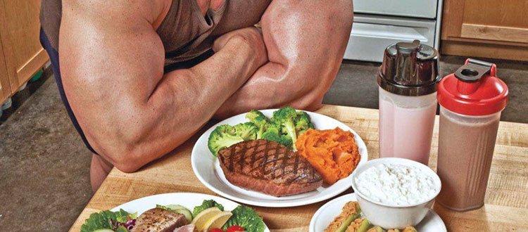 витамины для роста мышечной массы