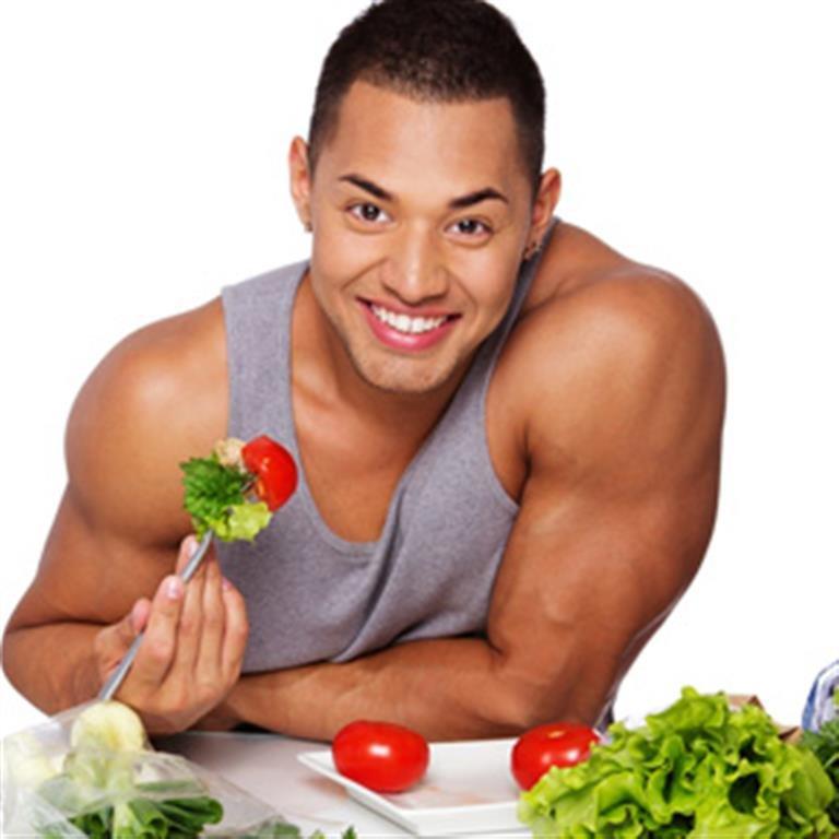 овощи для мышц