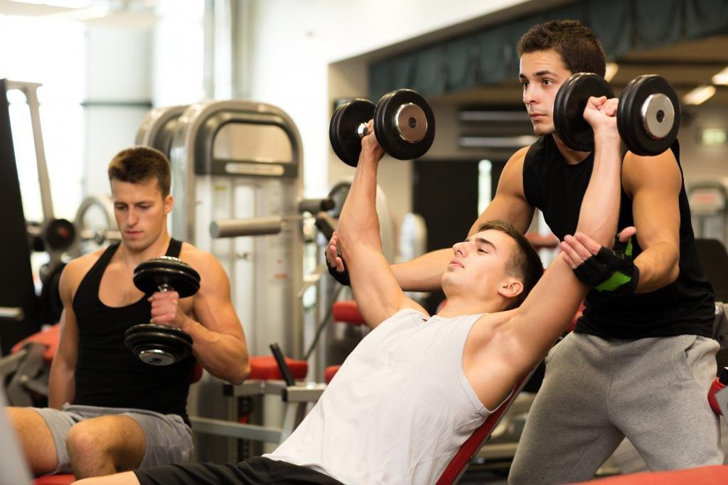 Программа тренировок на неделю на массу