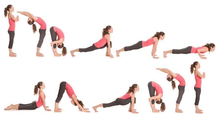 какие упражнения делать при остеохондрозе