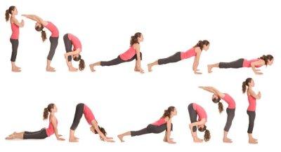Упражнения при остеохондрозе шейного, поясничного и грудного отдела позвоночника в домашних условиях