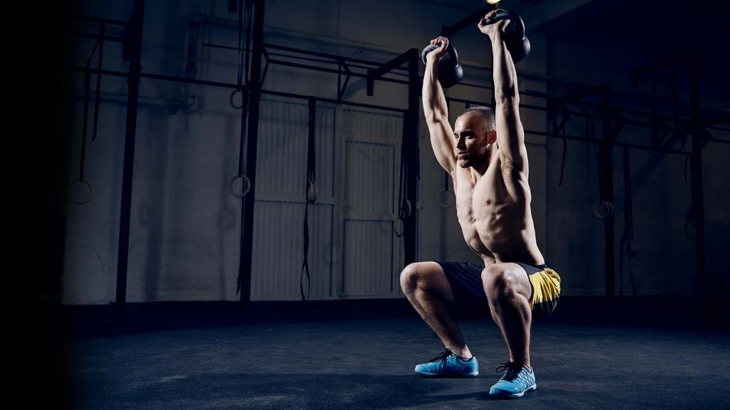 Тренировка кроссфит