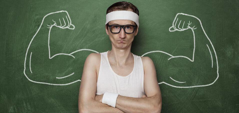 Наращивание мускулатуры