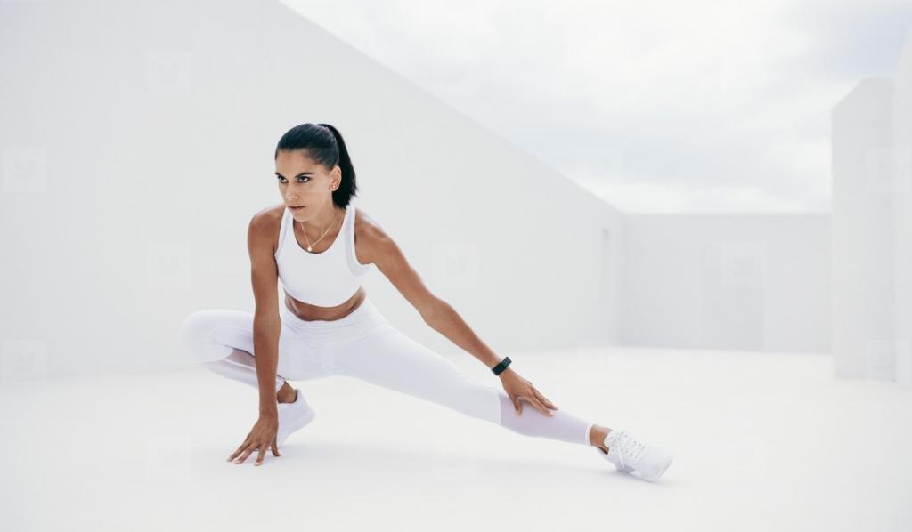 разминка перед силовыми упражнениями
