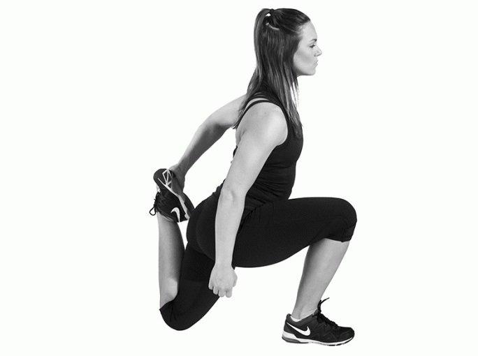разминочные упражнения перед тренировкой