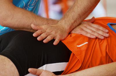 Спортивный массаж: техника, правила и особенности выполнения