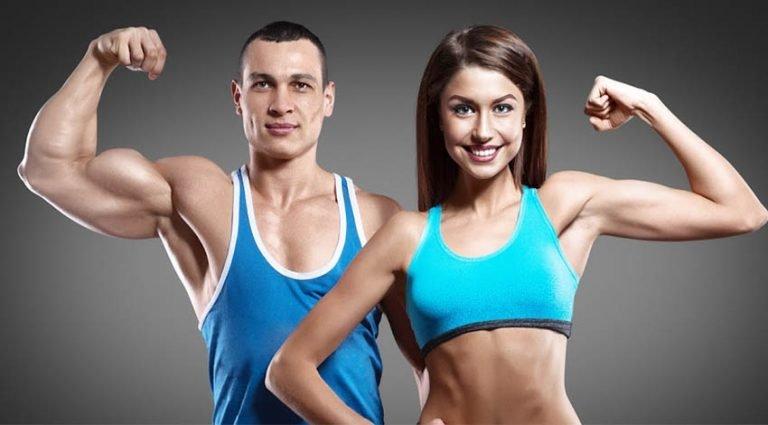 Тренировка плеч для мужчин и женщин