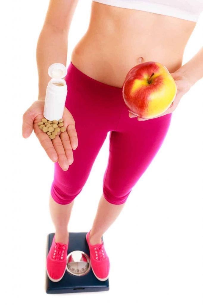 таблетки для жиросжигания