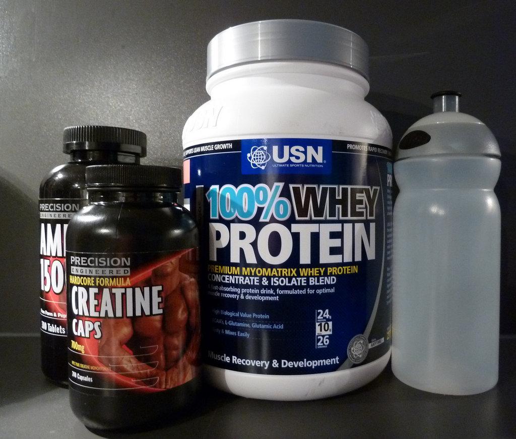 Протеин и кератин