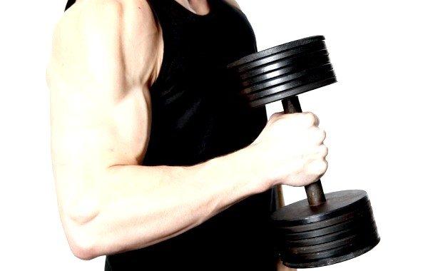 Как накачать бицепс: упражнения