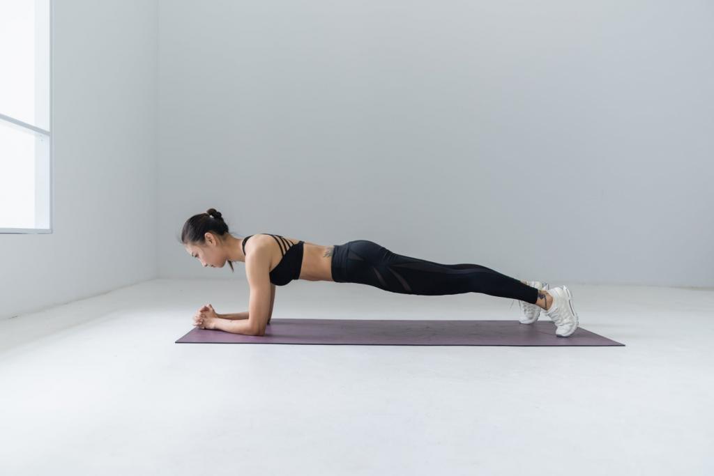 Какие нужно делать упражнения для похудения