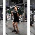 Жим стоя: техника выполнения, какие мышцы работают