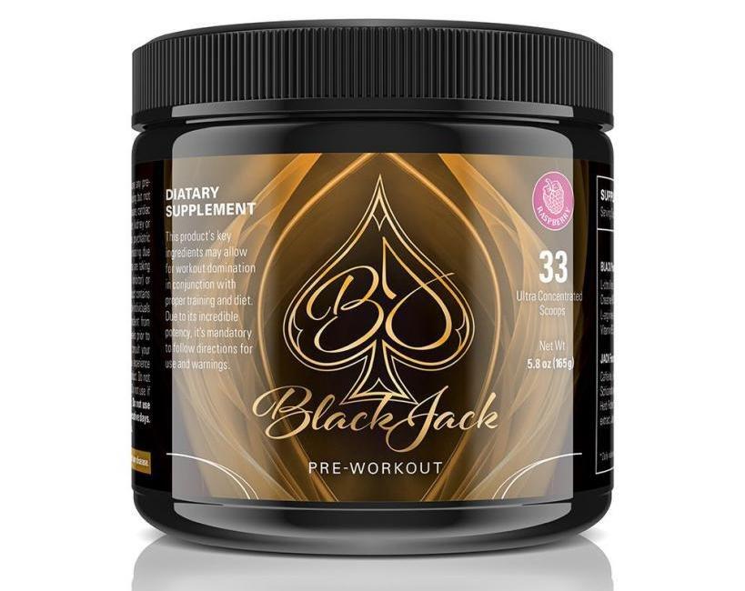 black jack от black line supplements inc