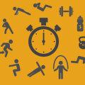 Круговая тренировка: картинки, комплекс эффективных упражнений, техника выполнения, отзывы