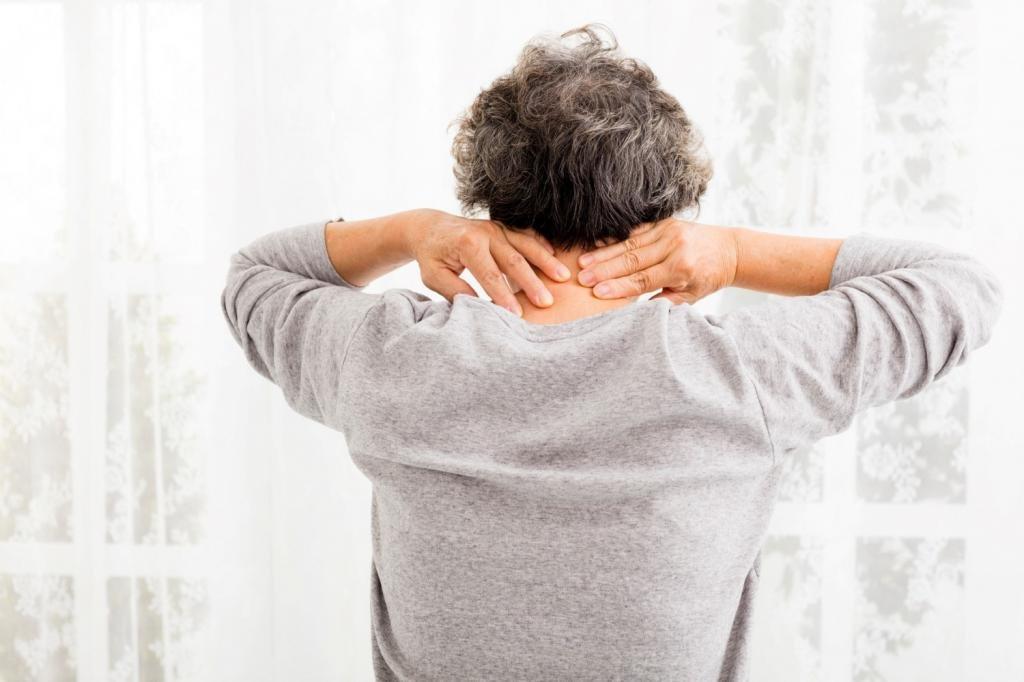 упражнения для прокачки шеи