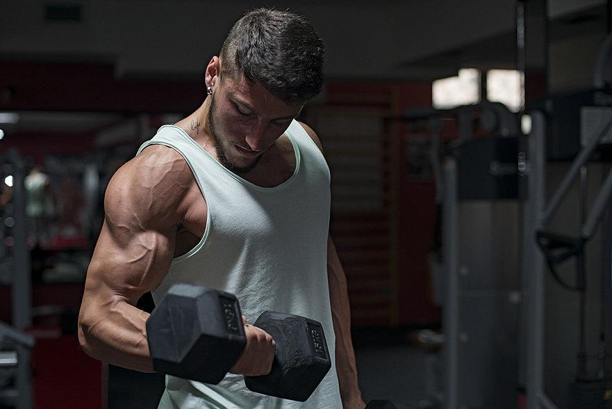 Работа на мышцы
