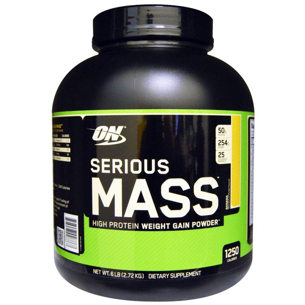 Что лучше пить для набора мышечной массы?