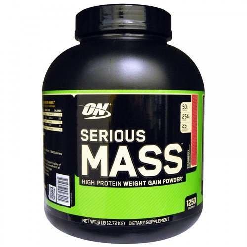 спортивное питание для массы тела