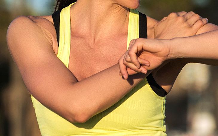 сколько болят мышцы после первой тренировки
