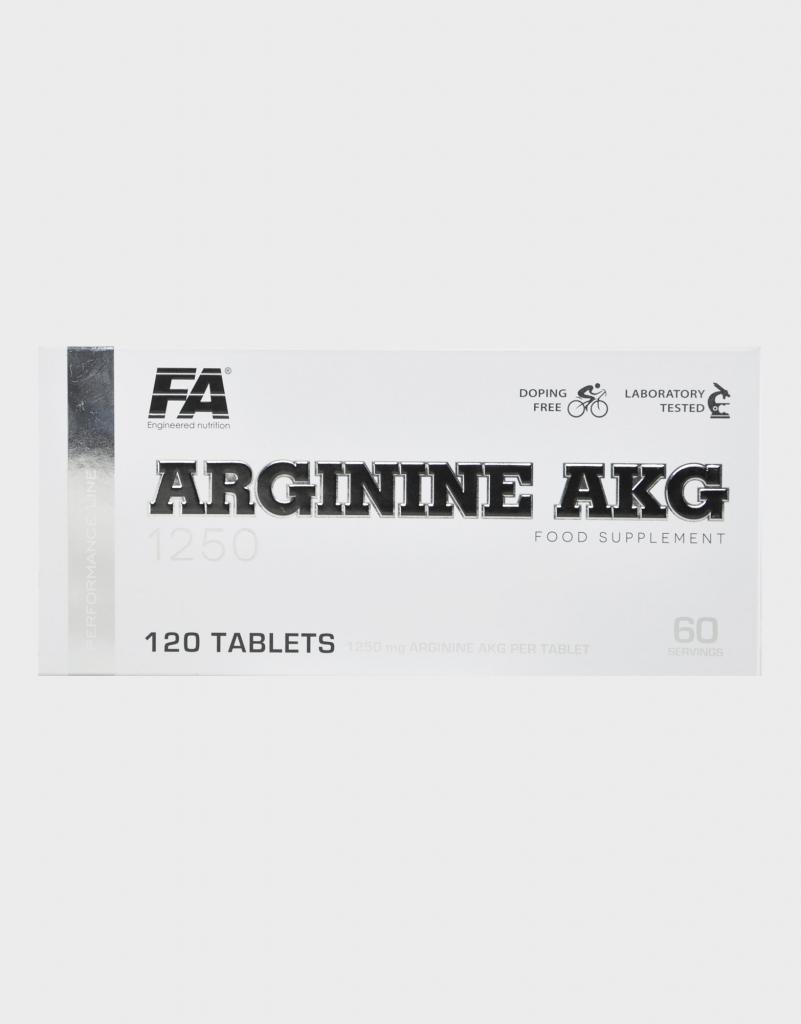 Arginine AKG 1250