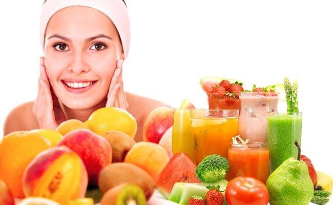 фрукты для молодости
