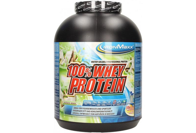 Банка протеина